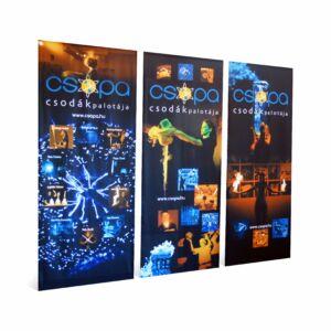 Multi banner 80 x 200 cm 3db