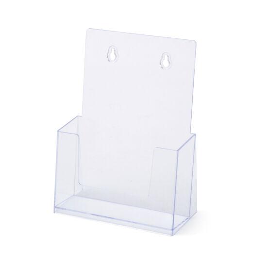 Asztali/fali szórólaptartó - egyzsebes
