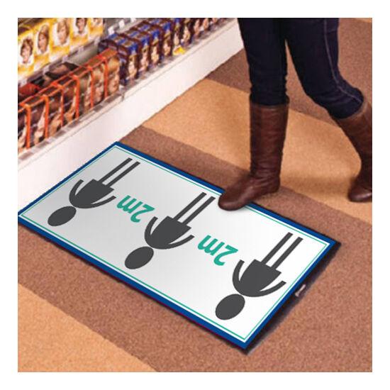 Posztertasak padlóra FloorWindo