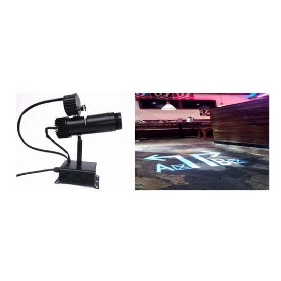 Beltéri gobo-logó projektor - LED10-1R