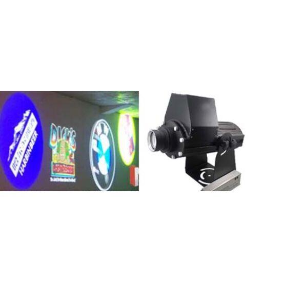 Kültéri gobo-logó projektor - 4 kép - LED80WF-G4
