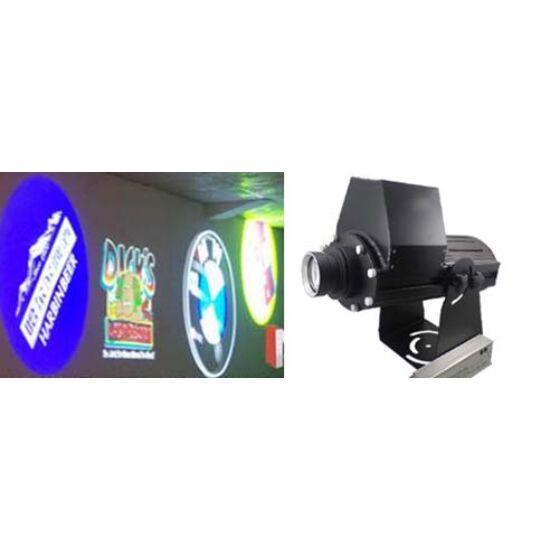 Kültéri gobo-logó projektor - 4 kép - LED40WF-G4