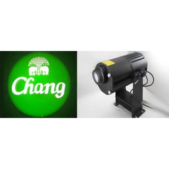 Kültéri gobo-logó projektor - 35W