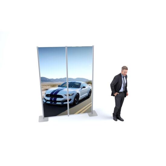 Mobil háttérfal - két egység - T3 Affinity