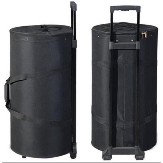 ECO bőrönd popup falhoz