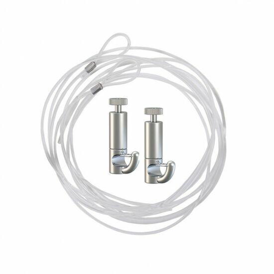Függesztő kábel szett világító plakátkerethez